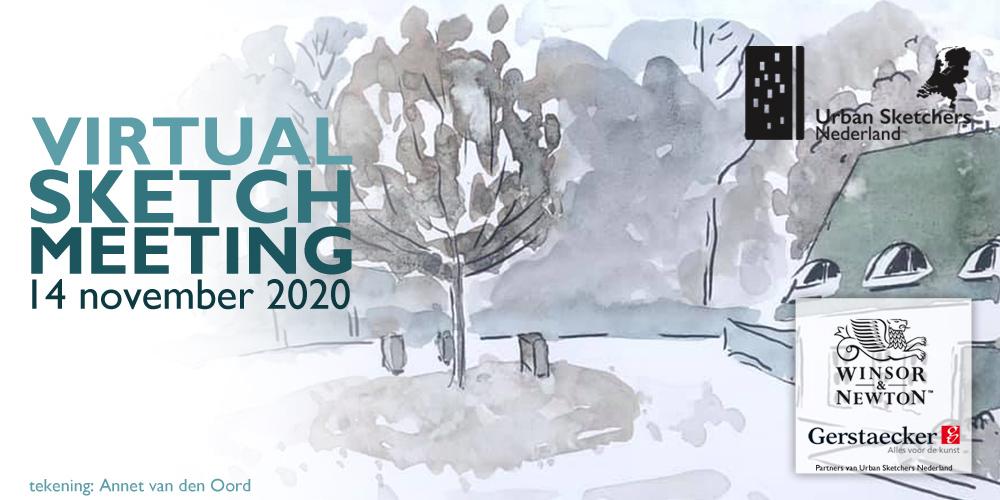 Virtual Sketch Meeting (14 november 2020)