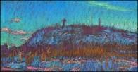 B Leduc_Bernard_Mt-Royal janv2001_pastels_10x5