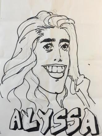 Alyssa (14 ans)
