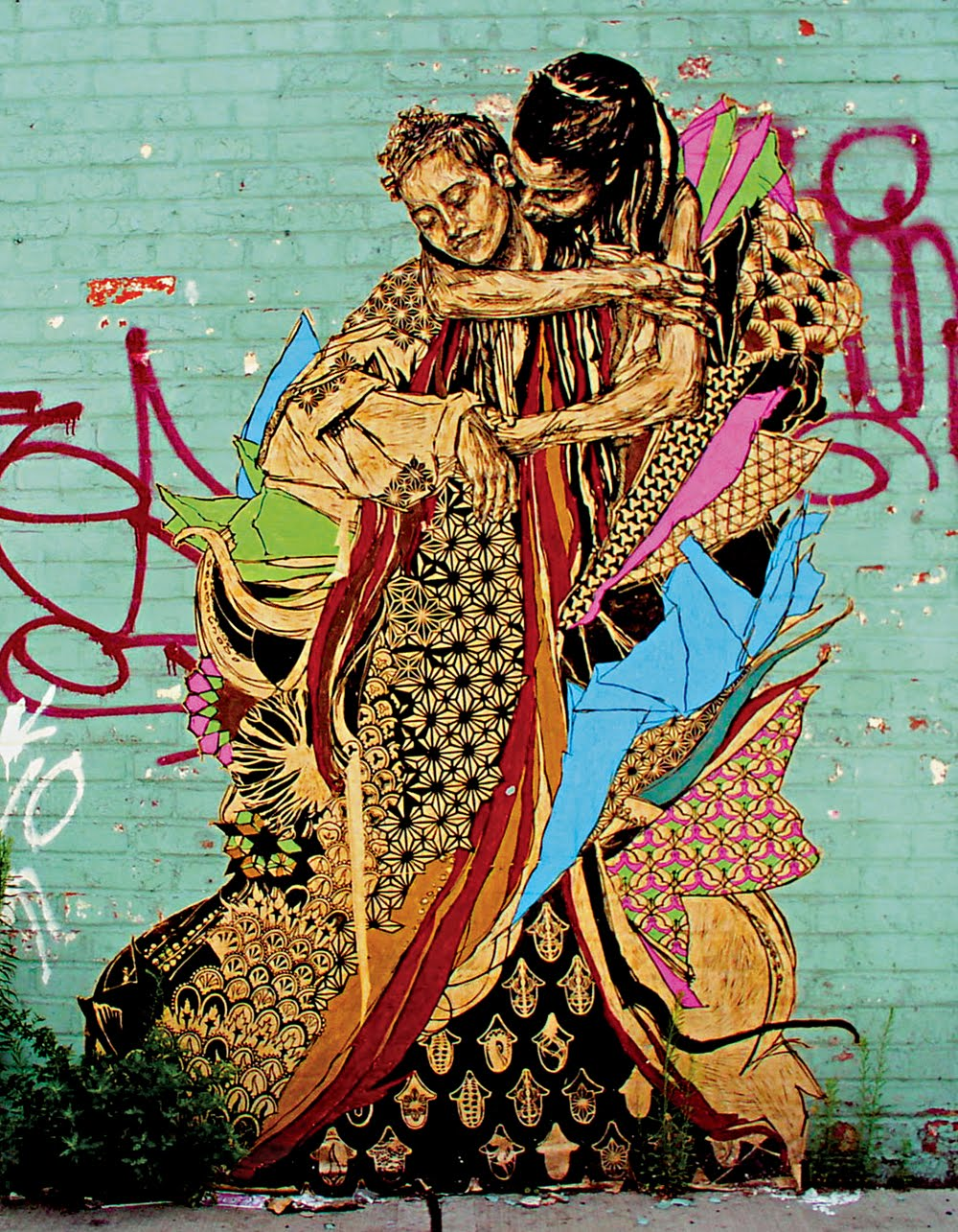 Swoon  Street Artist  Publish With Glogster