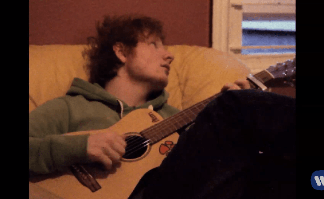Ed Sheeran Photograph Official Music Video Urban