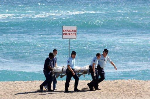 news - Reunion Shark Attack
