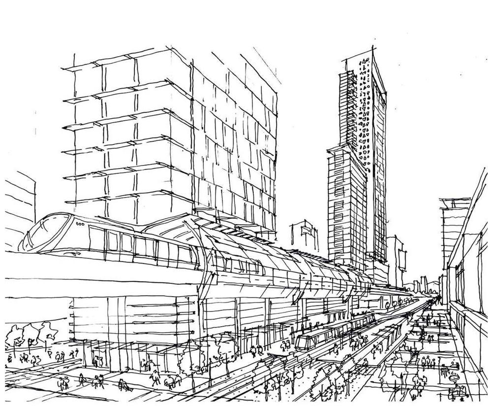 Visionary new Surrey City Centre Plan adopted