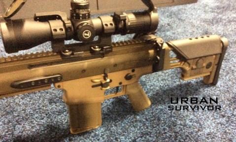 FNH, FN Herstal, CSASS, MK20, Sniper Rifle4