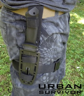 Gerber LMF II Infantry 0120 Urban Survivor Blog