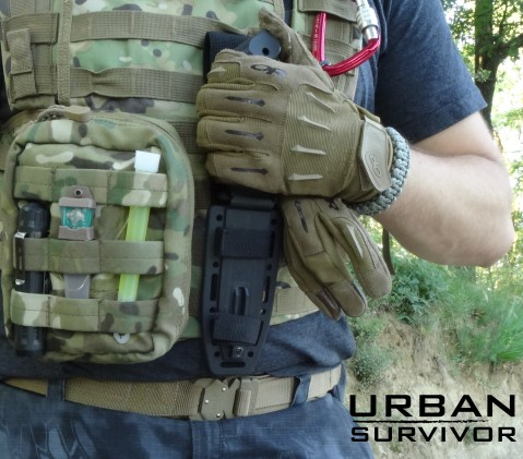 Gerber LMF II Infantry 0140 Urban Survivor Blog Multicam