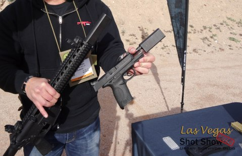Osprey Micro Rimfire Suppressors