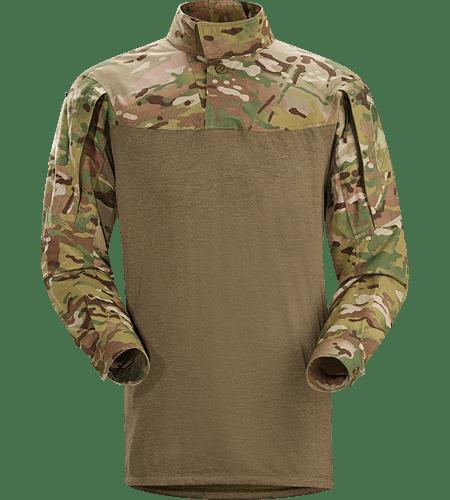 Arcteryx Assault-Shirt-FR-MultiCam-Multicam