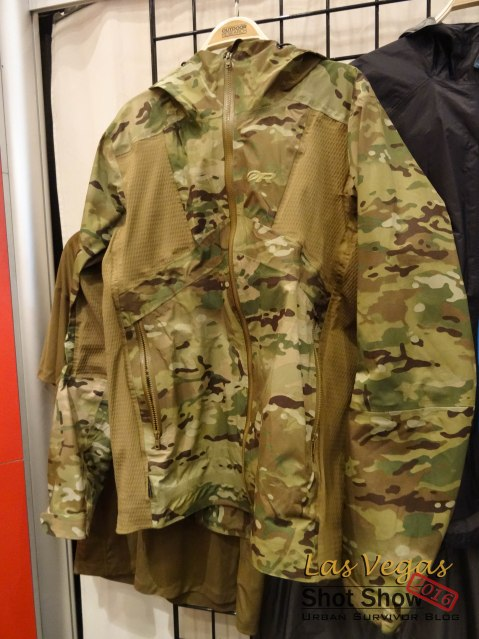 Outdoor Research Topo Jacket Multicam Shot Show 2016