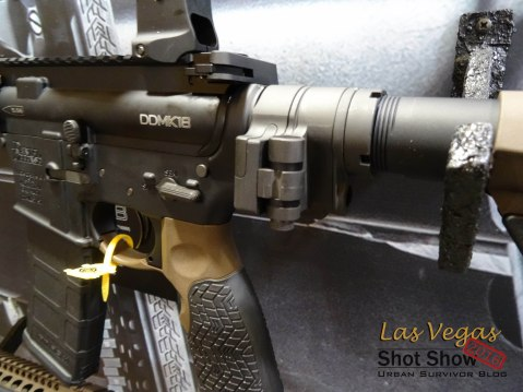 Shot Show Daniel Defense DDMK18 MK18