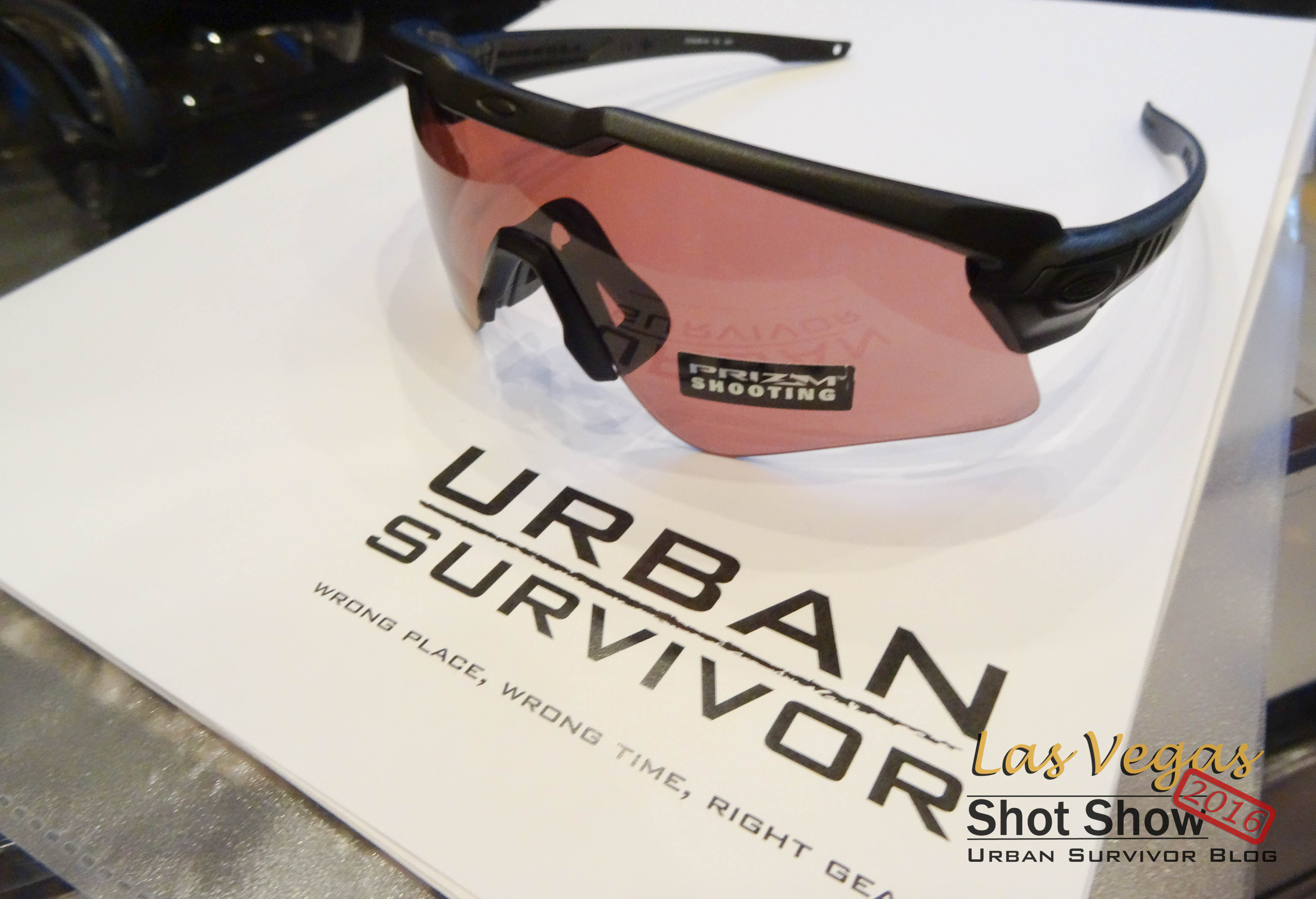 Shotshow2016 Oakley Si Alpha Urban Survivor Blog