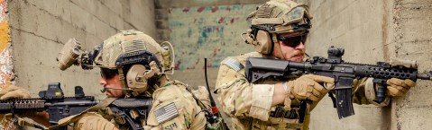 Oakley Alpha In Action
