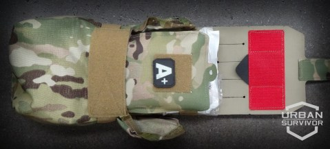 Blue Force Gear Trauma Kit NOW! Multicam MedKit Review