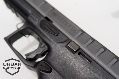 Beretta APX 9mm Striker Fired Pistol Urban Survivor