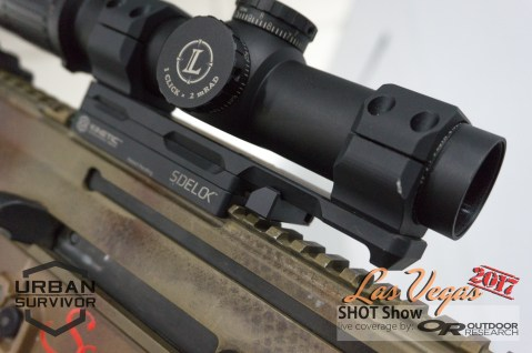 Kinetic Development Group Sidelok Modular Optic Mount