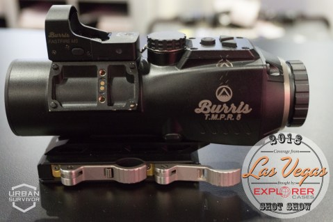 Burris Optics TMPR SHOT Show 2018 (15)