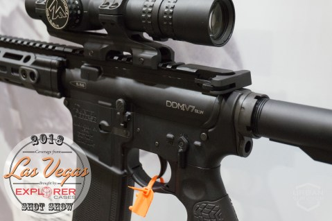 Daniel Defense DDM4V7 SLW SHOT Show 2018 (1)