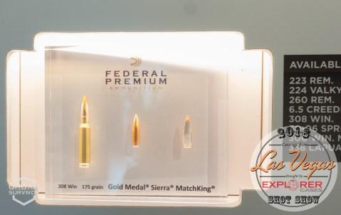 Federal Premium 224 Valkyrie SHOT Show 2018 (2)