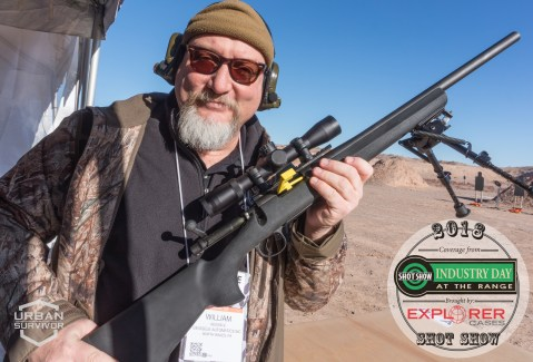 Geissele 700 Trigger SHOT Show 2018 Industry Day at the Range (3)