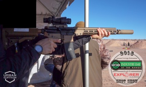 Geissele URGI SHOT Show 2018 Industry Day at the Range (6)