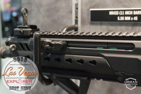 Heckler Koch HK433 SHOT Show 2018 (10)