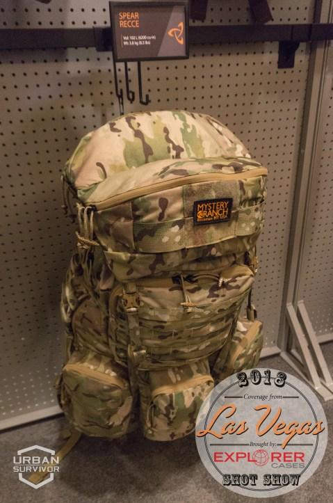 Mystery Ranch SPEAR Assault Patrol Recce Multicam SOCOM SHOT Show 2018 (4)