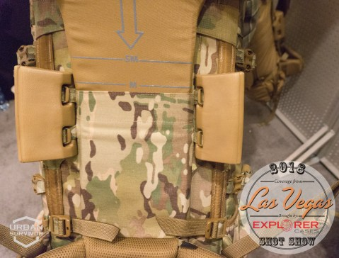 Mystery Ranch SPEAR Assault Patrol Recce Multicam SOCOM SHOT Show 2018 (7)