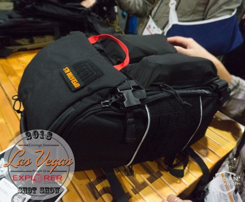 5.11 SHOT Show 2018 AMP All Mission System Medial Bag (10)