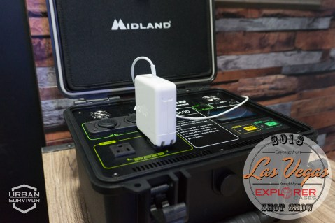Midland Portable Lithium Battery SHOT Show 2018 (2)