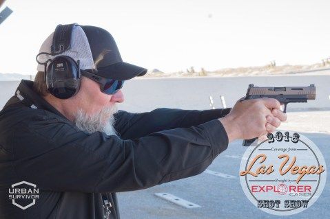 Sig Sauer Media Day SHOT Show 2018 (53)