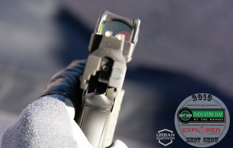 SHOT Show 2019 | Industry Day at the Range - Urban Survivor Blog