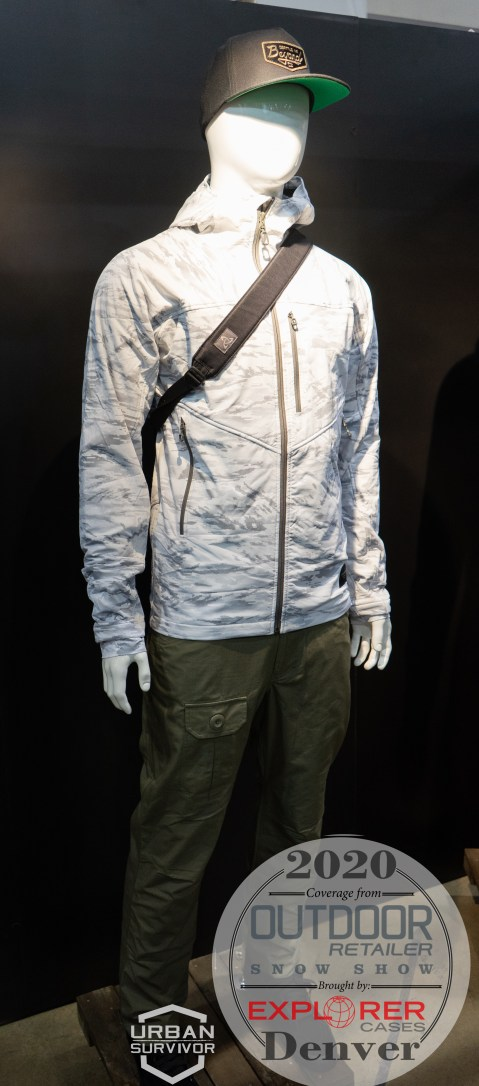 Outdoor Retailer Snow Show 2020 Beyond Clothing K5 Aptus US1928