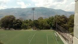Vista desde el Parque Biblioteca Doce de Octubre de la Comuna 6