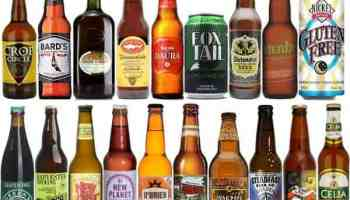 what alcohol is gluten free in canada