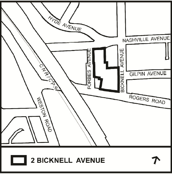 Loop Towns, The (2 Bicknell Av @ Rogers Rd (Surplus TTC