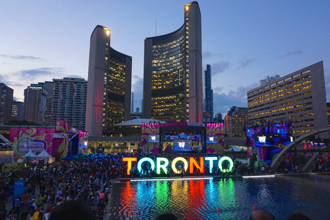Image result for toronto, city hall, toronto sign