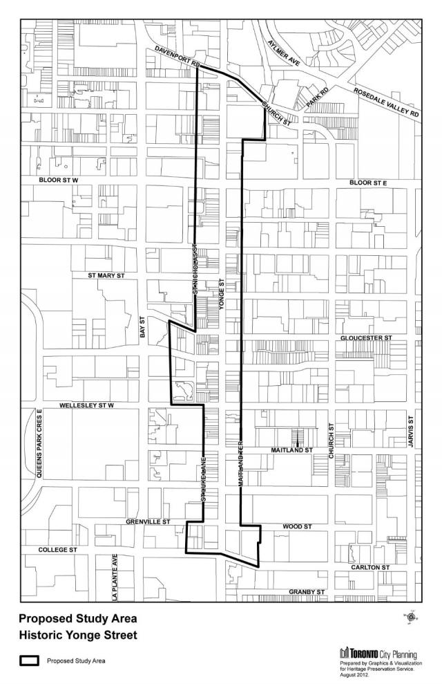 Heritage Conservation Districts to Guide Redevelopment