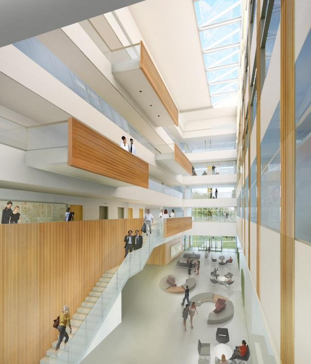 U Of T Scarborough To Add Diamond Schmitt Designed Building Urban