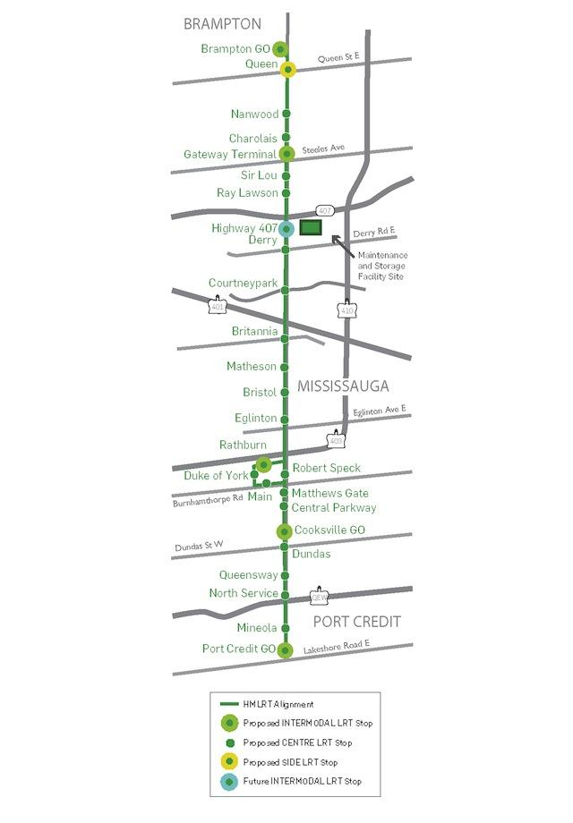New Role for Metrolinx on Hurontario-Main LRT Project