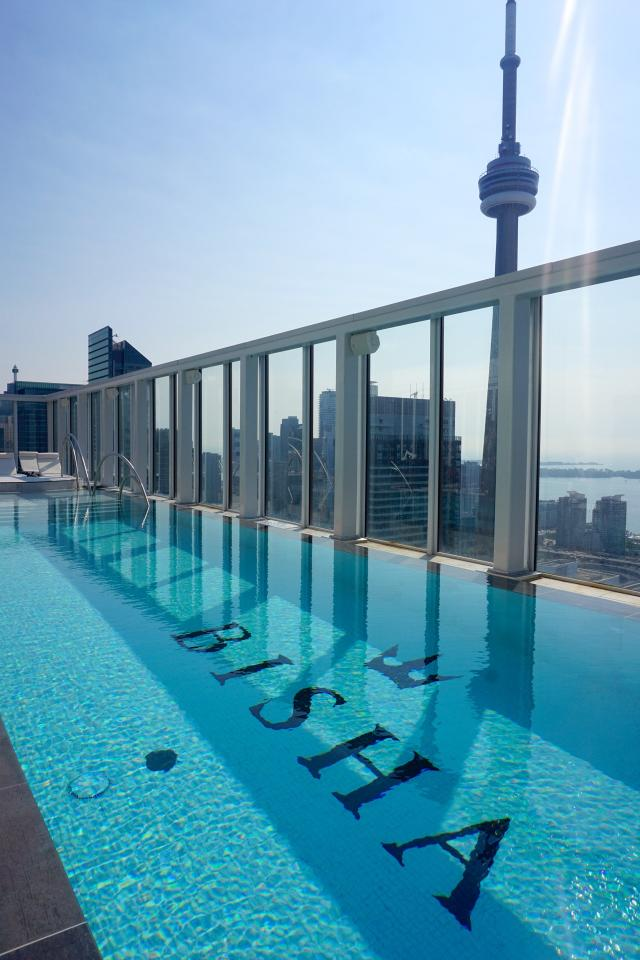 RibbonCutting SoftOpens Bisha Hotel in Time for TIFF