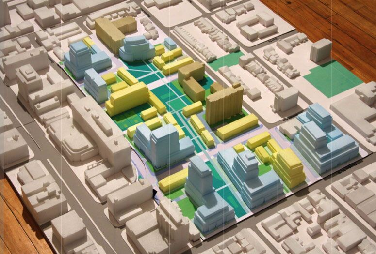 Alexandra Park Is Set To Follow Regent Park As TCHC Plans