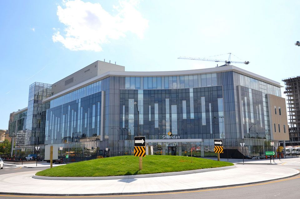 Photo Of The Day New Sheridan College Campus In