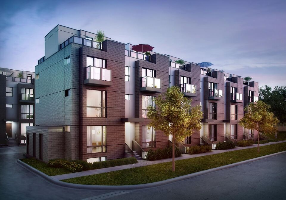 Introducing North Star Homes' ConneXion Near Bloor And