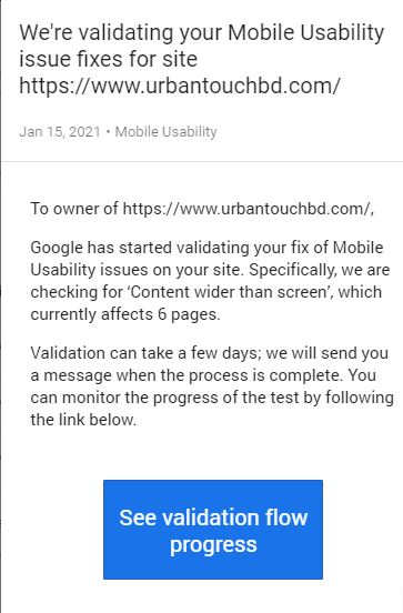 Search Console Mobile Usability Issues On WordPress