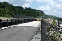 Pedestrian Bridges: Bates Street | urbantraipsing