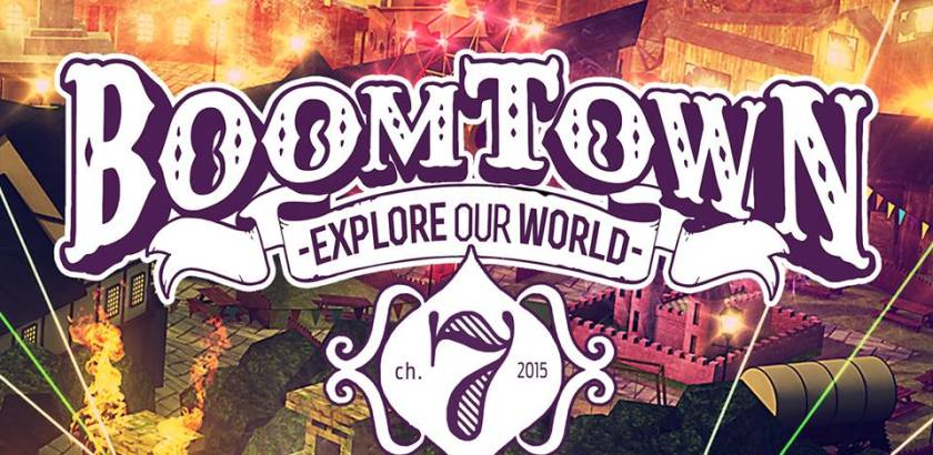 BoomTown Fair 2015 – Chapter 7 @ Matterley Estate, Winchester, UK