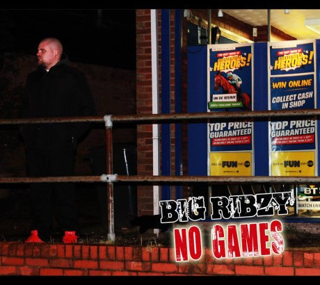 Big Ribzy – No Games EP (Prod. by Rediculus/Platformz Music)