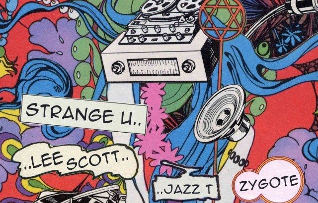 STRANGE U X LEE SCOTT @ PASSING CLOUDS, LONDON, UK (30th July 2015)