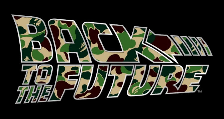 BAPE® X BACK TO THE FUTURE COLLABORATION (Release Date: 21st Oct)