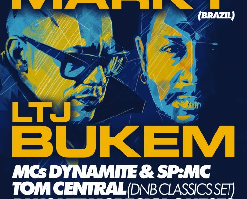 Soundcrash Presents: DJ Marky + LTJ Bukem @ Electric Brixton, London, UK (2nd April)